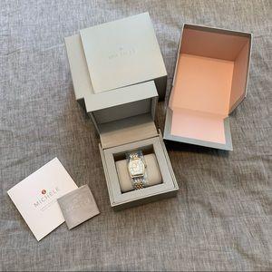 NEW IN BOX diamond Michele watch